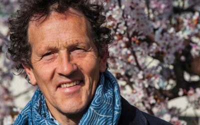 Monty Don's new book Japanese Gardens: A Journey